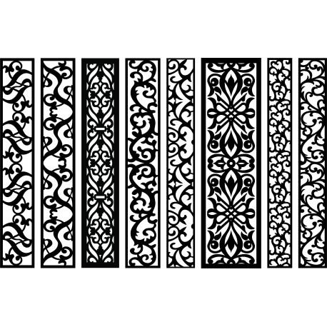 DXF CNC SVG Files for plasma, laser, CNC, Cricut SVG N° 56