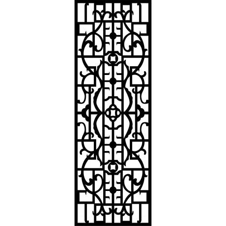 fichier DXF CNC SVG pour plasma, laser, CNC, Cricut SVG N° 47