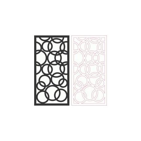 Motif Dxf Pattern Designs 2d 158 Fichier DXF Sigma decoration