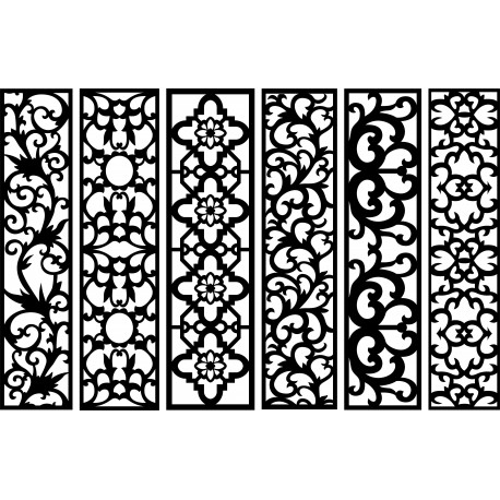 DXF CNC SVG Files for plasma, laser, CNC, Cricut SVG N° 70