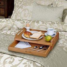 Plateau décoratif petit-déjeuner