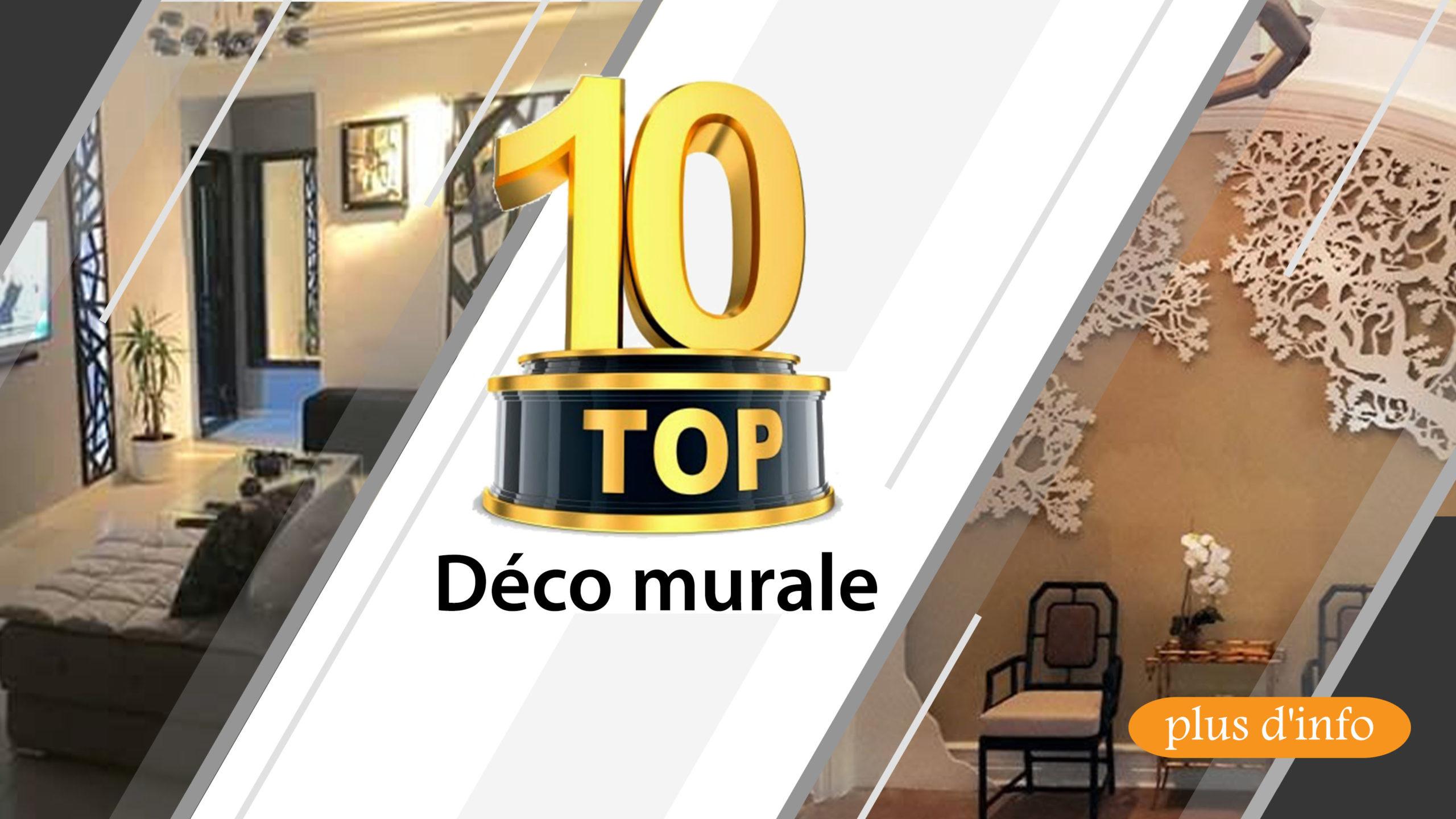 Top 10 Déco murale