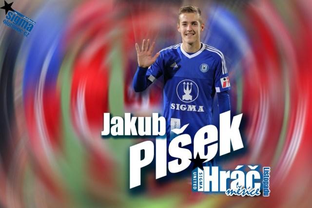 Nepřekvapivým vítězem hráče měsíce Sigma united za Listopad 2016 je opět Kuba Plšek