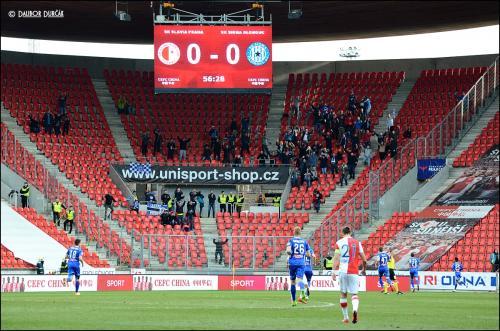 Sigmáci slaví gól Martina Hály