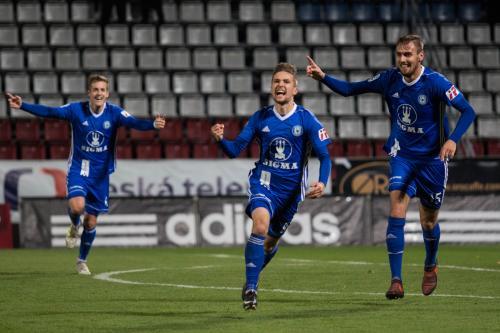 SIGMA - FK Teplice 28.10.2017 (1-1)