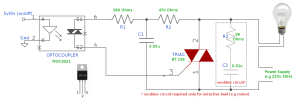 TRIAC Switch To Control HighVoltage Devices | Sigmatone