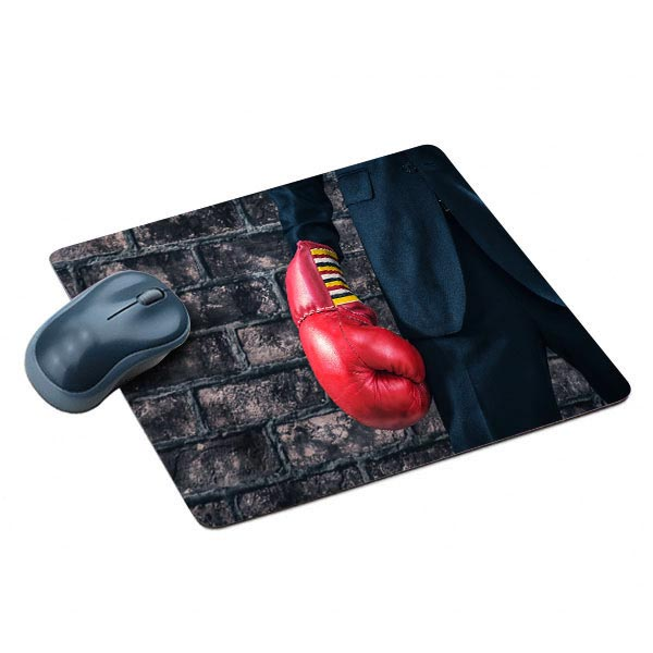 tapis de souris publicitaire pvc 27 x 19 cm epaisseur 5 mm prix degressif