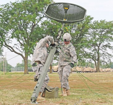 HCLOS Antenna