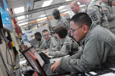 Operators at the Guam RHN