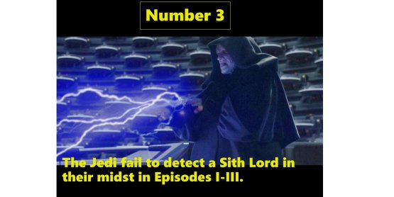 Star Wars #3 Intel Failure