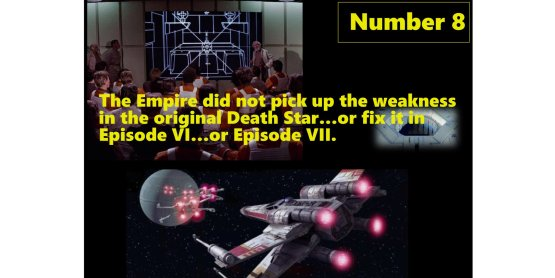 Star Wars #8 Intel Failure