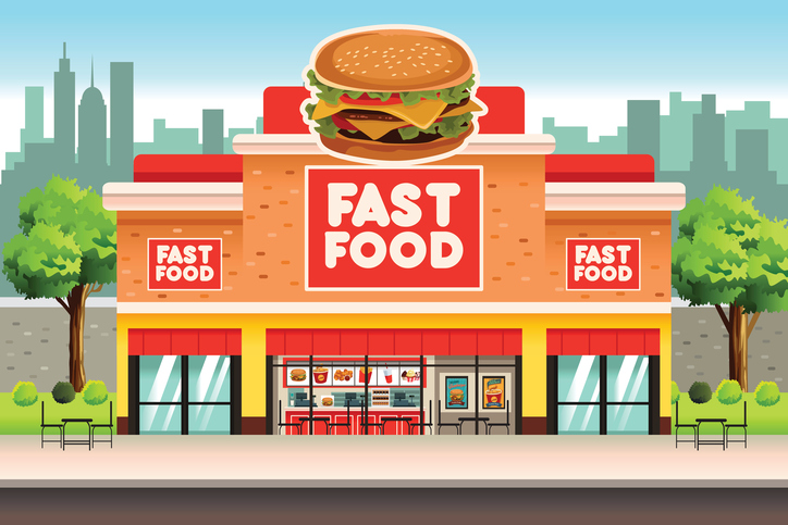 Fast Food Restaurants 93703