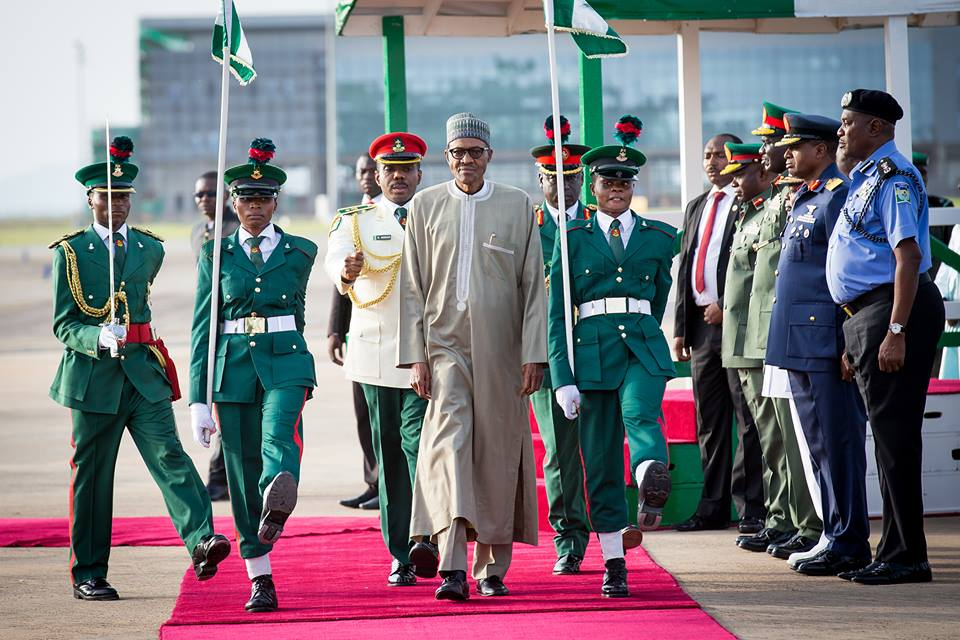 Image result for Military: We are not planning to overthrow Buhari