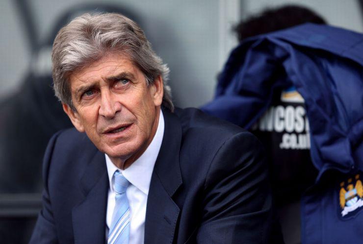 Manuel Pellegrini uwahoze atoza ikipe ya Manchester united.