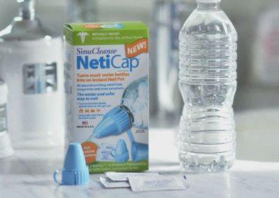 Sinucleanse NetiCap