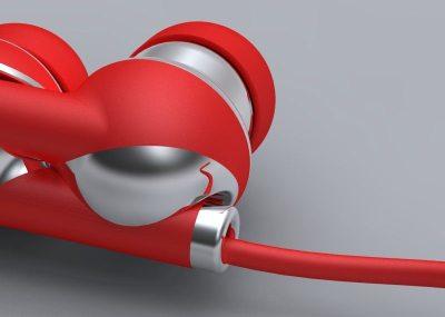 Case Study: Harmony In-Ear Headphones