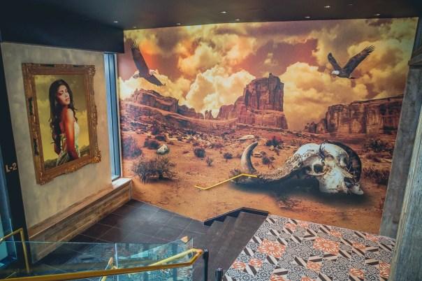Scorpion Wall Wrap