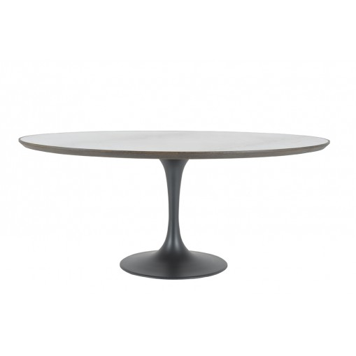table tulipe ovale signature