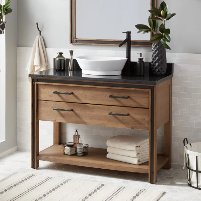 Bathroom Vanities and Vanity Cabinets