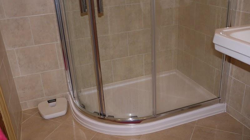 Slim Line Shower Tray