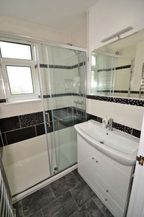Shower Room Makeover - Eden Road 1