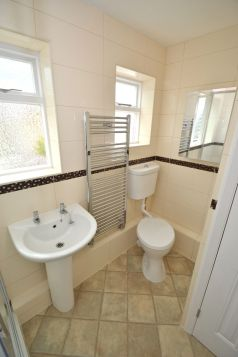 Bathroom Makeover with knock through - Helder Street 4
