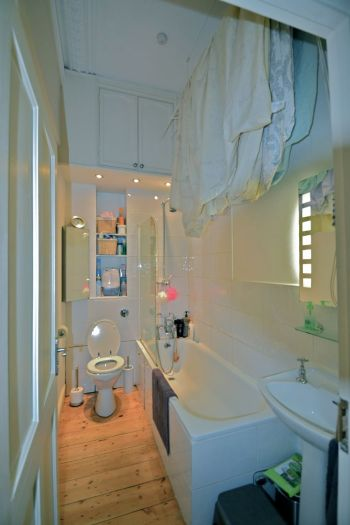Bathroom Makeover - Bromley BEFORE 2