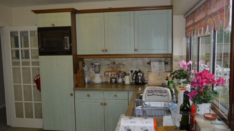 Kitchen Makeover - The Chase BEFORE 2