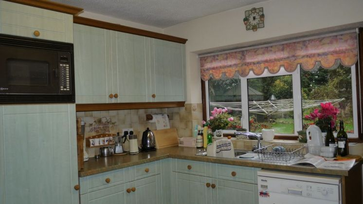 Kitchen Makeover - The Chase BEFORE 1