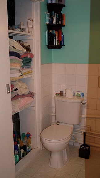 Bathroom Makever with Electric Megaflo - Austin Close BEFORE 2