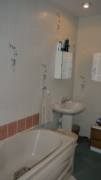 Shower Room Installation - Hazelwood Lane Chipstead BEFORE 3