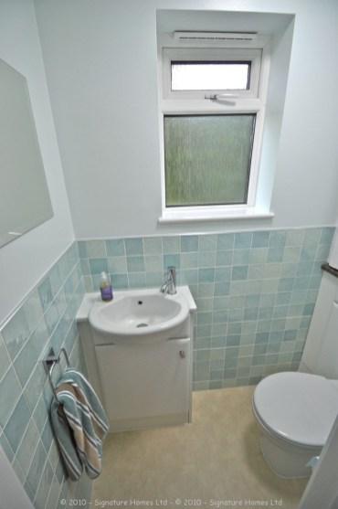 Cloakroom Refurbishment Rushmead Close Croydon 1