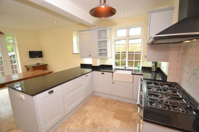 Bespoke Kitchen Makeover - Painted Ash Collection - Tollers Lane 10