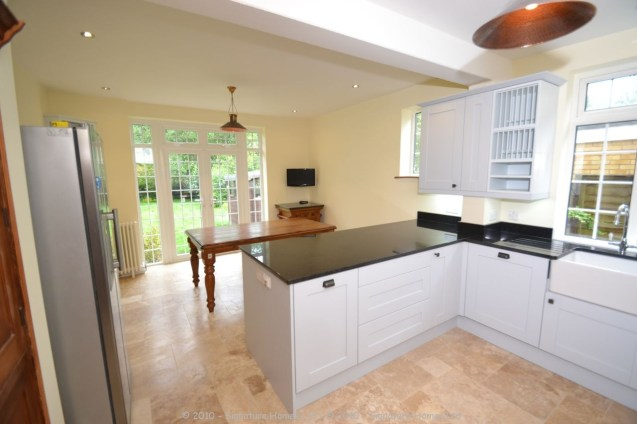 Bespoke Kitchen Makeover - Painted Ash Collection - Tollers Lane 9