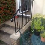 Bespoke Handrail – Metal