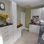 Kitchen Makeover – Gloss White – Coulsdon