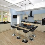 Single Story Side Kitchen Extension