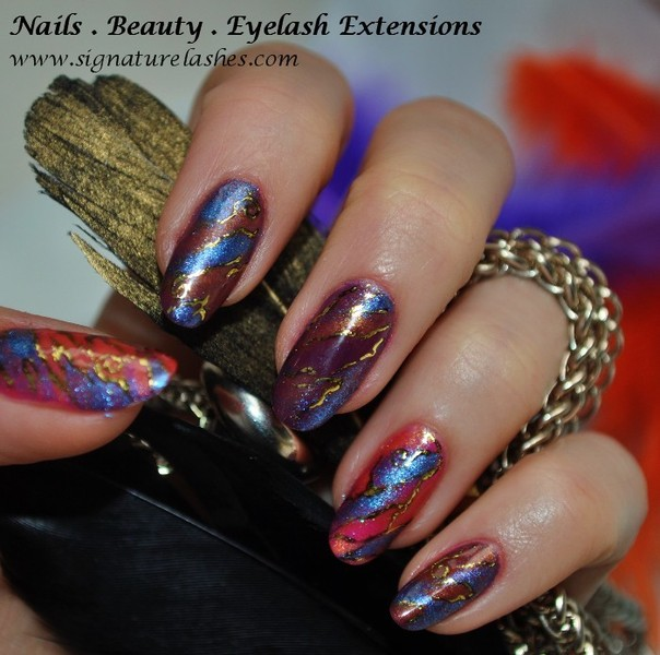 Sac Nails Nail Art London Watford Northwood Amersham Rickmansworth