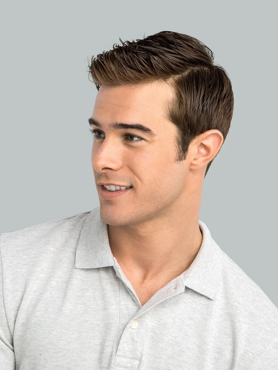 Love Your Hair Mens Short Haircuts And Styling Trends