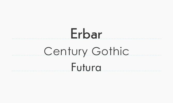 Geometric Sans Serif Examples