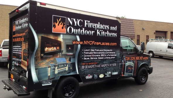NYC Fireplaces
