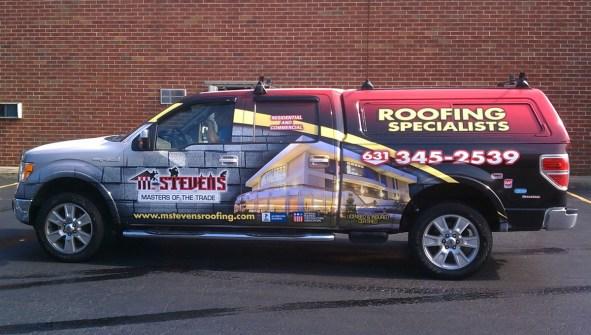 M Stevens Roofing