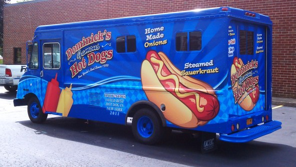 Dominick's Famous Hot Dogs