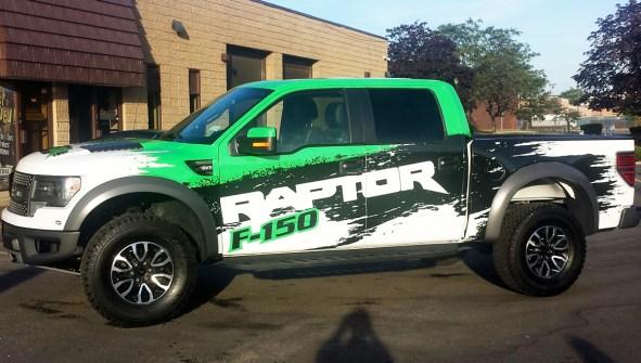 Raptor F-150