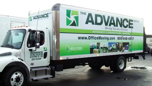 Advance Commercial Movers