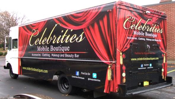 Celebrities Mobile Boutique