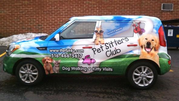 Pet Sitters' Club
