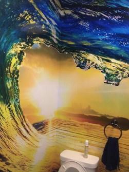 Ocean Wall Wrap