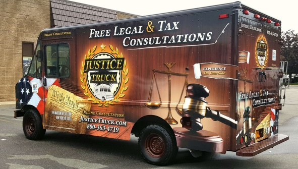 The Justice Truck
