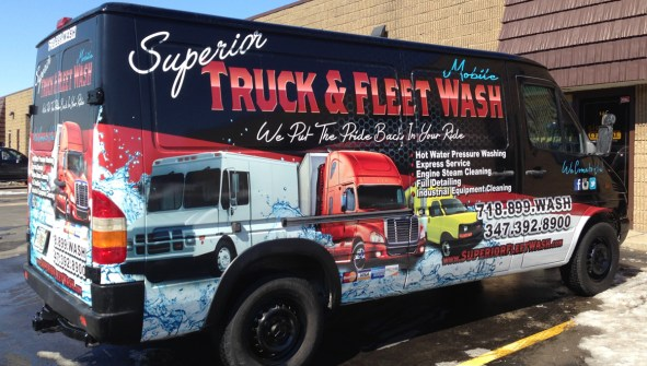 Superior Truck & Fleet Wash